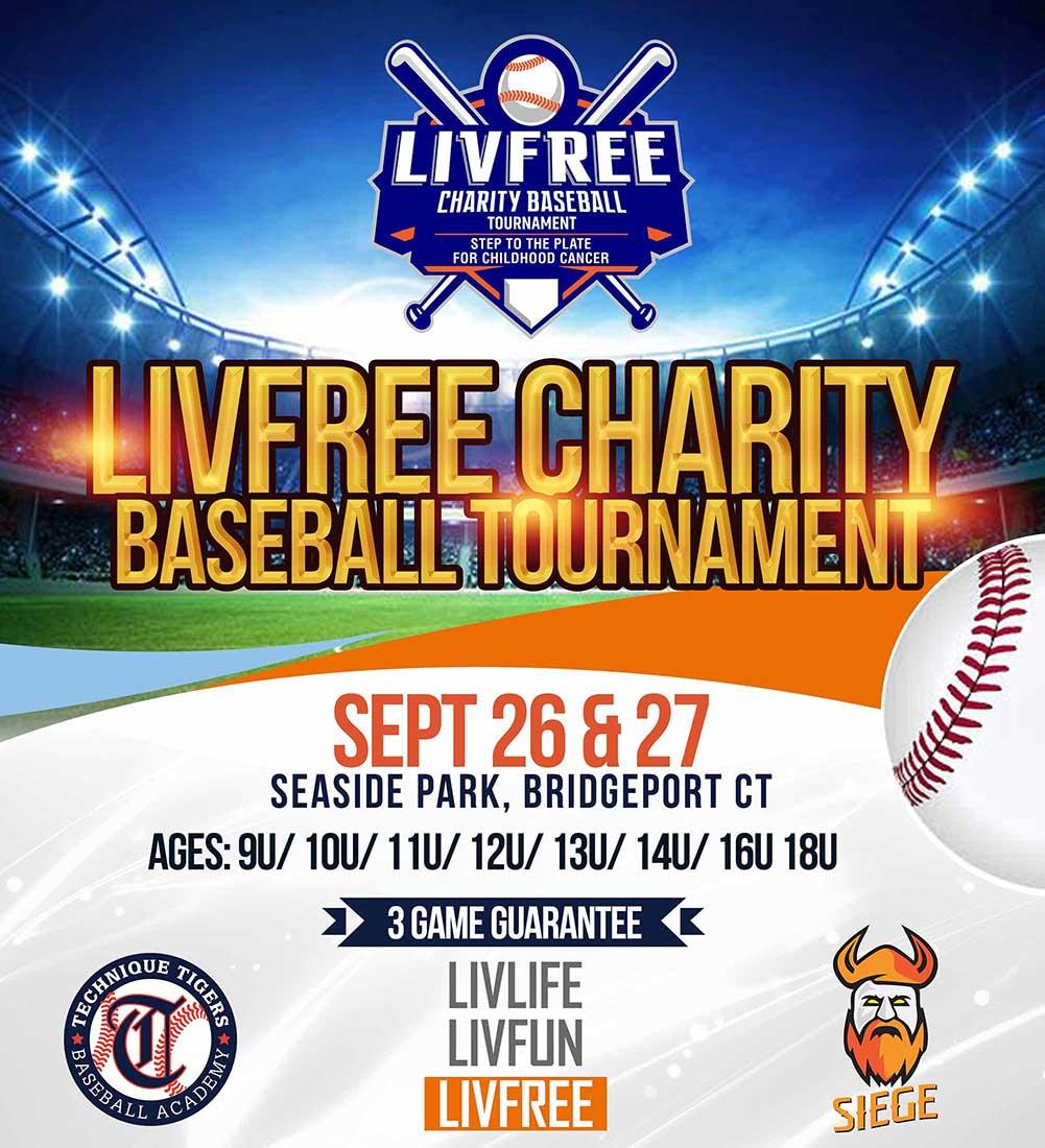Step to the Plate Baseball Tournament