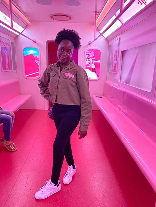 Rehana visits the Museum of Ice Cream!